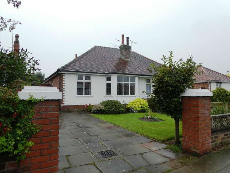 2 Bedrooms Semi Detached Bungalow for sale in Fairhaven Rd, Southport, PR9 9UJ