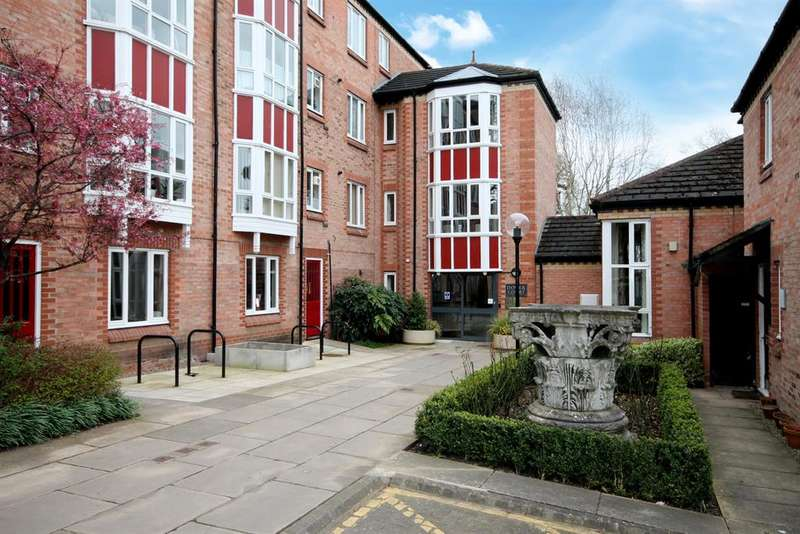 1 Bedroom Flat for sale in William Plows Avenue, York, YO10 5AD
