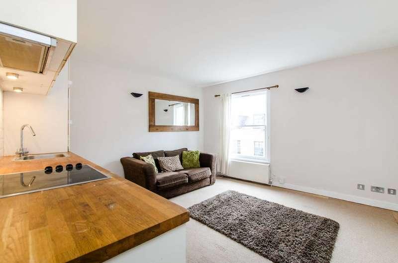 1 Bedroom Flat for sale in Fernlea Road, Balham, SW12