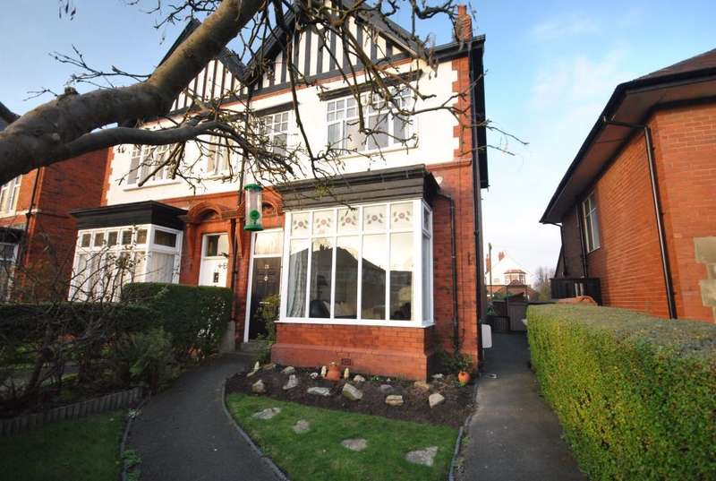 4 Bedrooms Semi Detached House for sale in Westby Road, Lytham St Annes, FY8