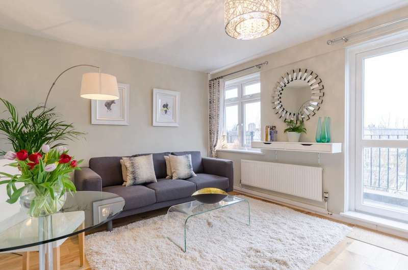 3 Bedrooms Flat for sale in Grosvenor Rise East, Walthamstow Village, E17