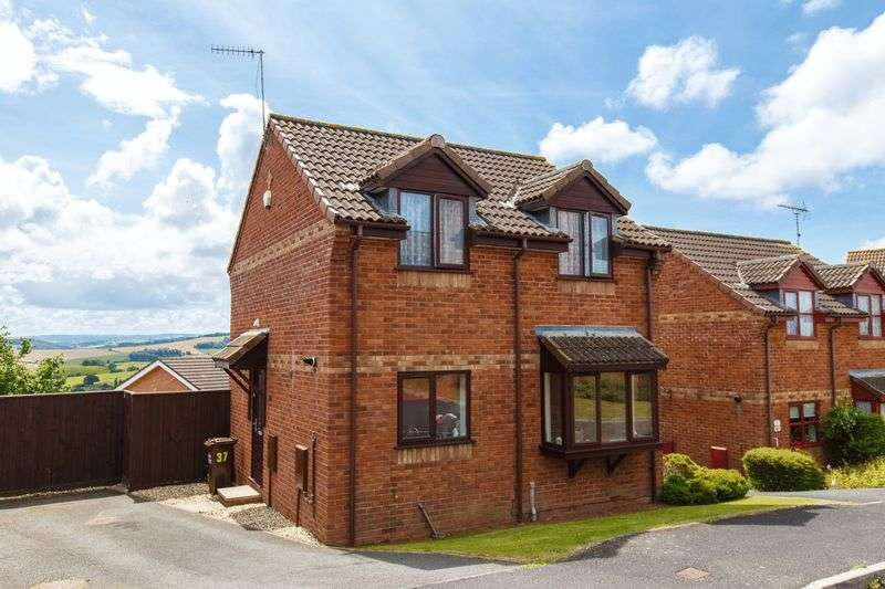2 Bedrooms Detached House for sale in Avranches Avenue, Crediton