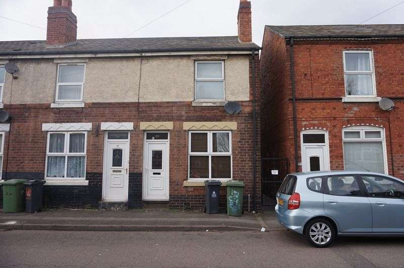 2 Bedrooms Terraced House for sale in Station Street, Wednesbury