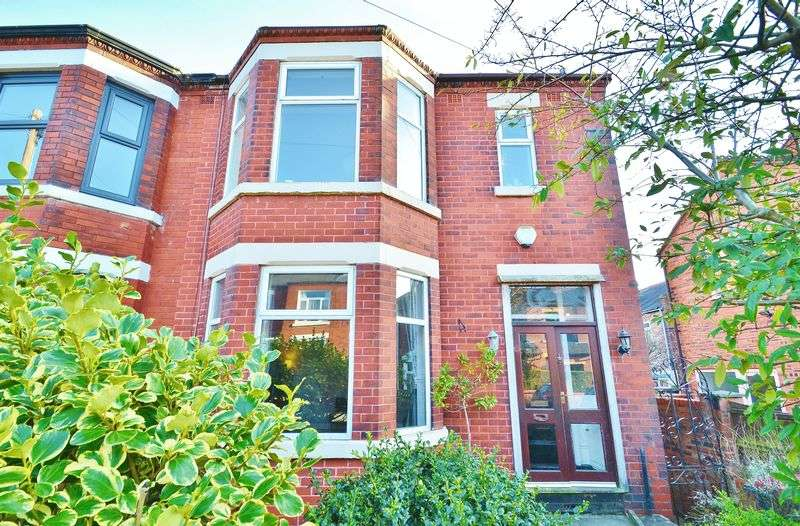 3 Bedrooms Semi Detached House for sale in Rudyard Road, Salford