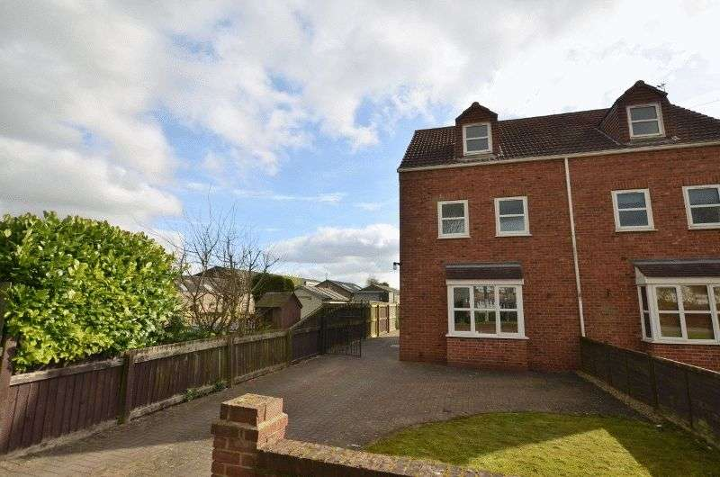 3 Bedrooms Semi Detached House for sale in Scawby Road, Scawby, Brigg