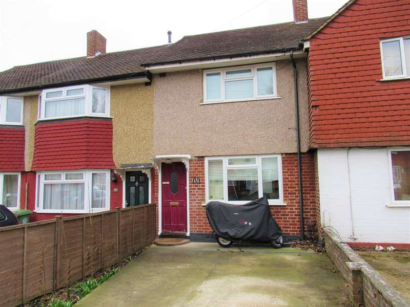 2 Bedrooms Terraced House for sale in Arlington Drive, Carshalton, Surrey, SM5 2EU