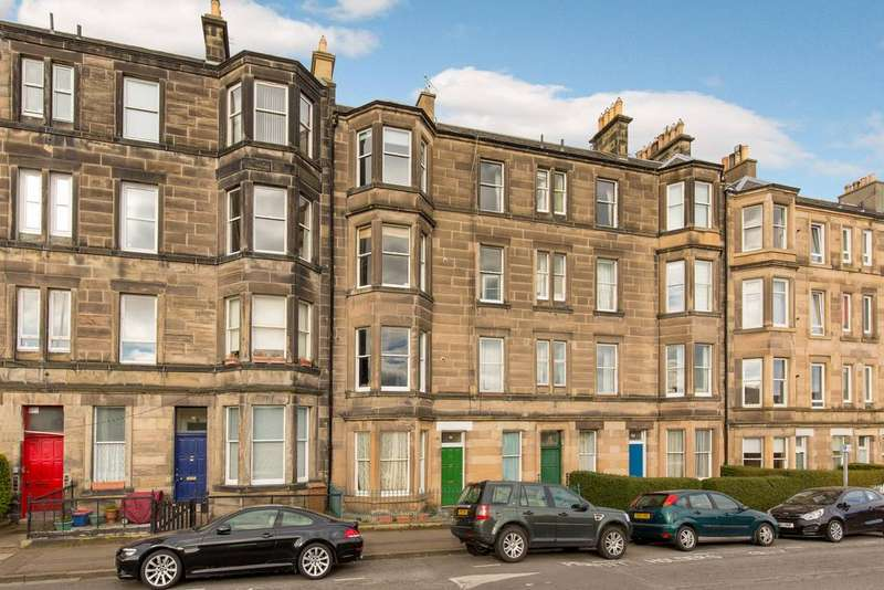 1 Bedroom Flat for sale in 77/1 Bellevue Road, Bellevue, EH7 4DH