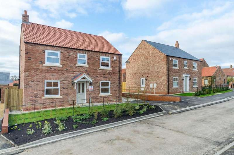 4 Bedrooms Detached House for sale in Plot 20 The Richmond, South Back Lane, Stillington