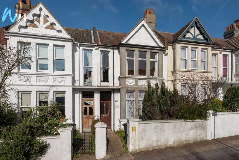3 Bedrooms Terraced House for sale in Freshfield Road, Brighton BN2