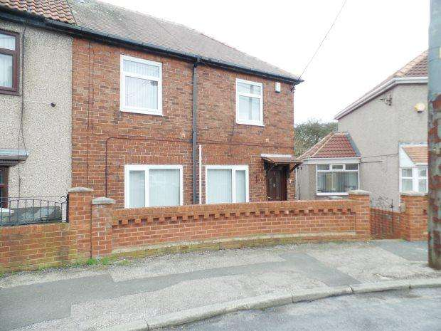 3 Bedrooms Semi Detached House for sale in ALDER ROAD, HORDEN, PETERLEE AREA VILLAGES