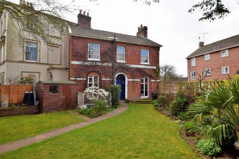 4 Bedrooms House for sale in Belmont Road, Exeter, EX1