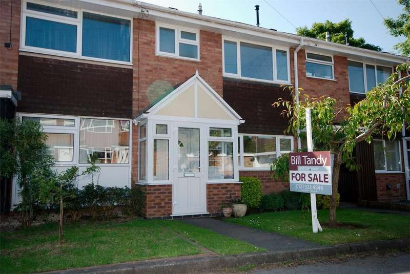 3 Bedrooms Terraced House for sale in Rednall Drive, Four Oaks, SUTTON COLDFIELD, West Midlands