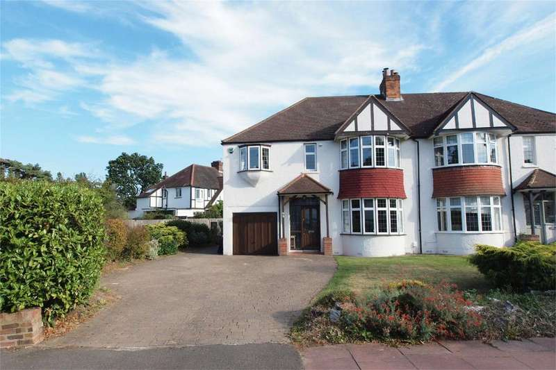 4 Bedrooms Semi Detached House for sale in Kingswood Road, Bromley, Kent