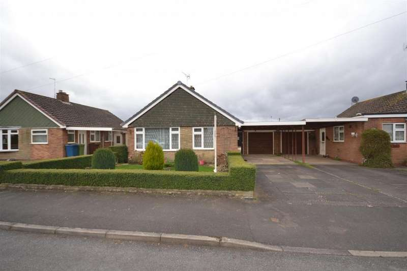 2 Bedrooms Detached Bungalow for sale in Lavender Close, Stafford
