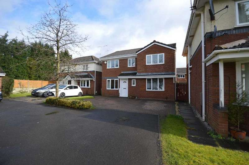 4 Bedrooms Detached House for sale in Lilly Close, Adswood
