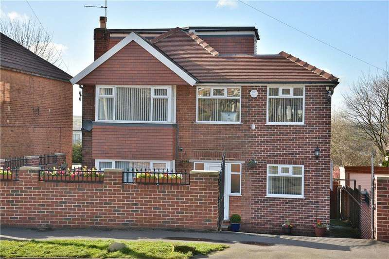 4 Bedrooms Detached House for sale in Tinshill Road, Cookridge, Leeds