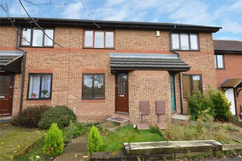 2 Bedrooms Terraced House for sale in Hayes Road, Greenhithe