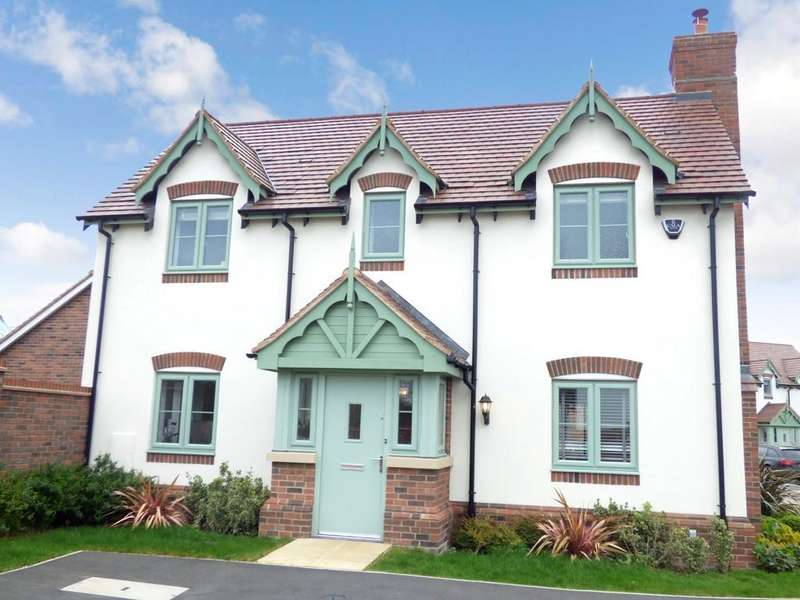 3 Bedrooms Detached House for sale in Samantha Close , Welford On Avon