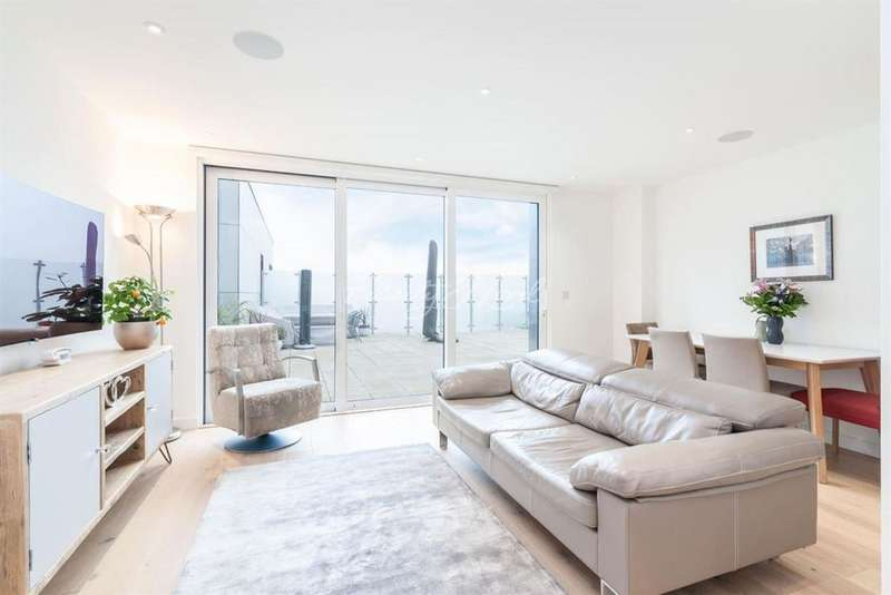 2 Bedrooms Flat for sale in Nature View Apartments, Woodberry Grove, N4