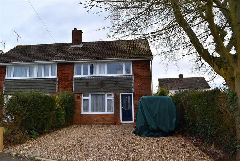 3 Bedrooms Semi Detached House for sale in Wantage Crescent, Wing