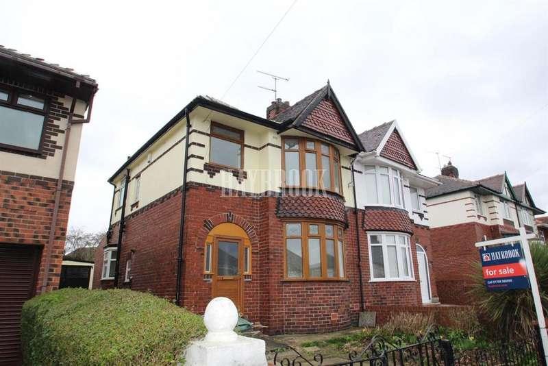 3 Bedrooms Semi Detached House for sale in Watson Road, Kimberworth