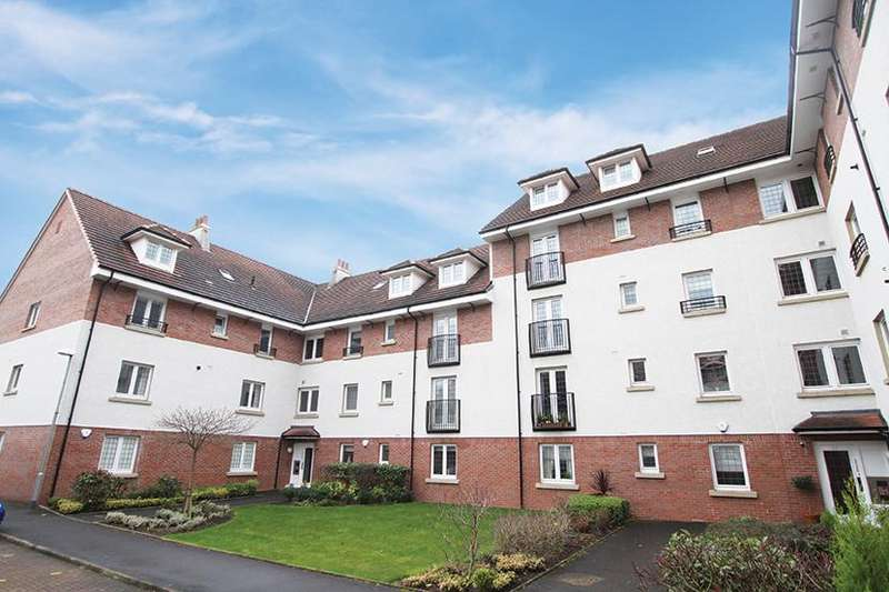 3 Bedrooms Flat for sale in 22 Chesterfield Gardens, Kelvinside, G12 0BF