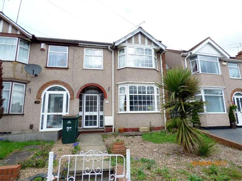 3 Bedrooms Terraced House for sale in Tennyson Road, Poets Corner, Coventry, West Midlands