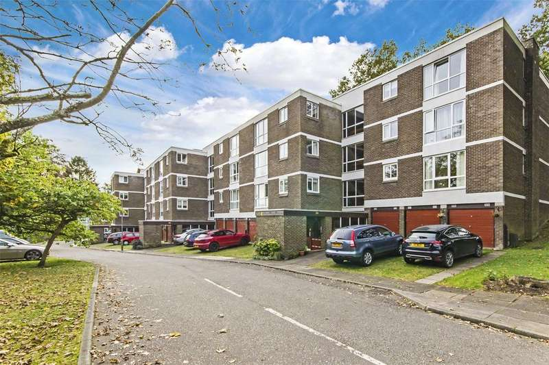 2 Bedrooms Flat for sale in 12 Ladywood, Milngavie, Glasgow, G62