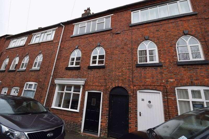 3 Bedrooms Terraced House for sale in London Street, Leek