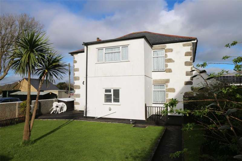 5 Bedrooms Detached House for sale in Newton Road, Troon, Camborne