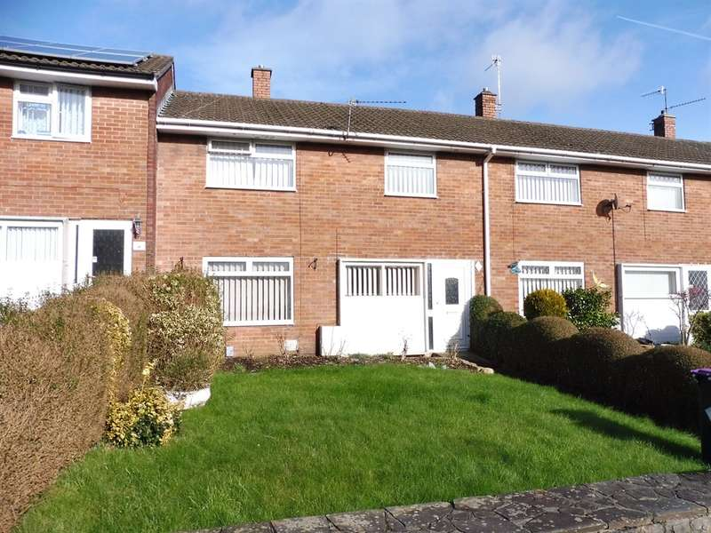 3 Bedrooms Terraced House for sale in Padarn Place, Pontnewydd, Cwmbran