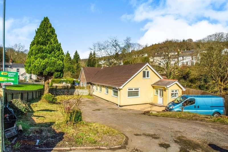 3 Bedrooms Semi Detached Bungalow for sale in Manor Road, Abersychan, PONTYPOOL
