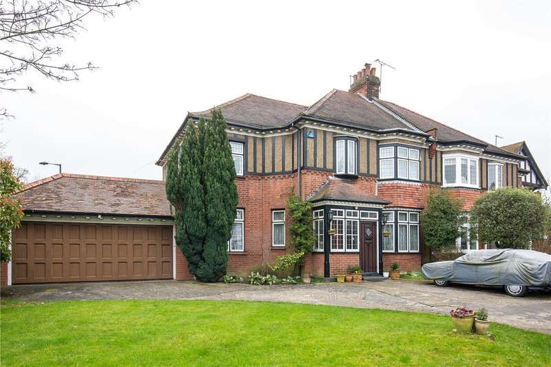 6 Bedrooms Semi Detached House for sale in Fox Lane, Palmers Green, N13