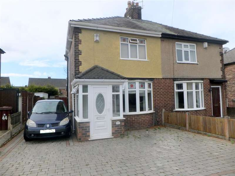 2 Bedrooms Semi Detached House for sale in Ford Road, Prescot