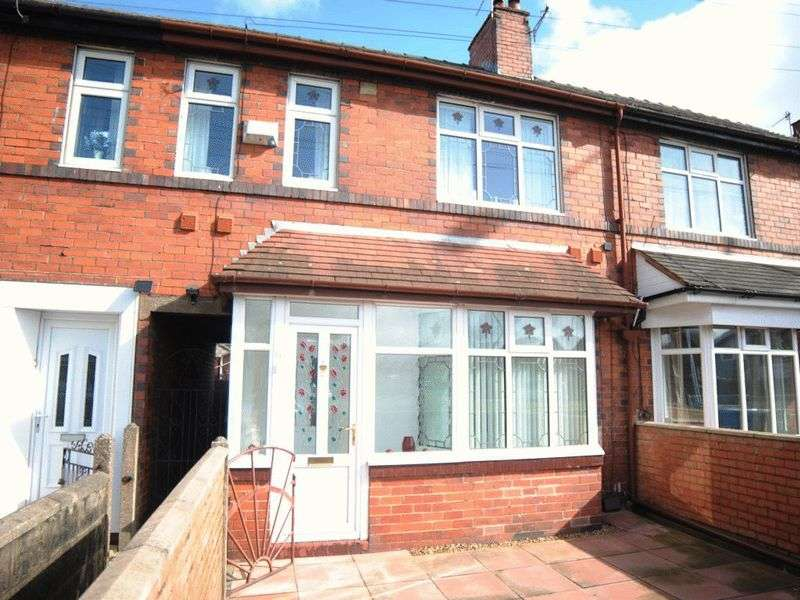 3 Bedrooms House for sale in Victoria Place, Fenton, Stoke-On-Trent, ST4 2LX