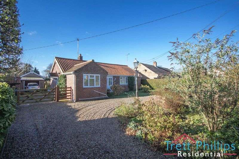3 Bedrooms Detached Bungalow for sale in King Street, Neatishead