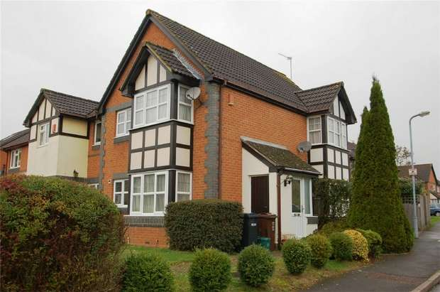1 Bedroom End Of Terrace House for sale in Napier Close, London Colney, St Albans, Hertfordshire