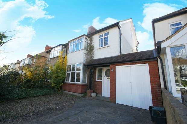 4 Bedrooms Semi Detached House for sale in Falcon Road, Hampton