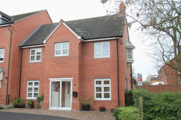 4 Bedrooms End Of Terrace House for sale in Corelli Close Stratford Upon Avon