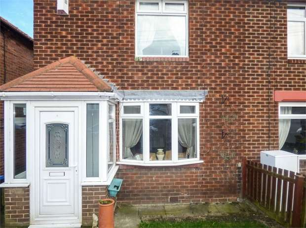 3 Bedrooms Semi Detached House for sale in Greenside Avenue, Horden, Peterlee, Durham