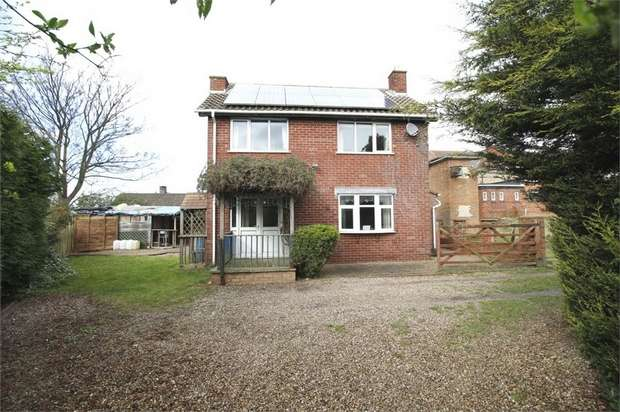 3 Bedrooms Detached House for sale in Oldgate Lane, Thrybergh, Rotherham, South Yorkshire