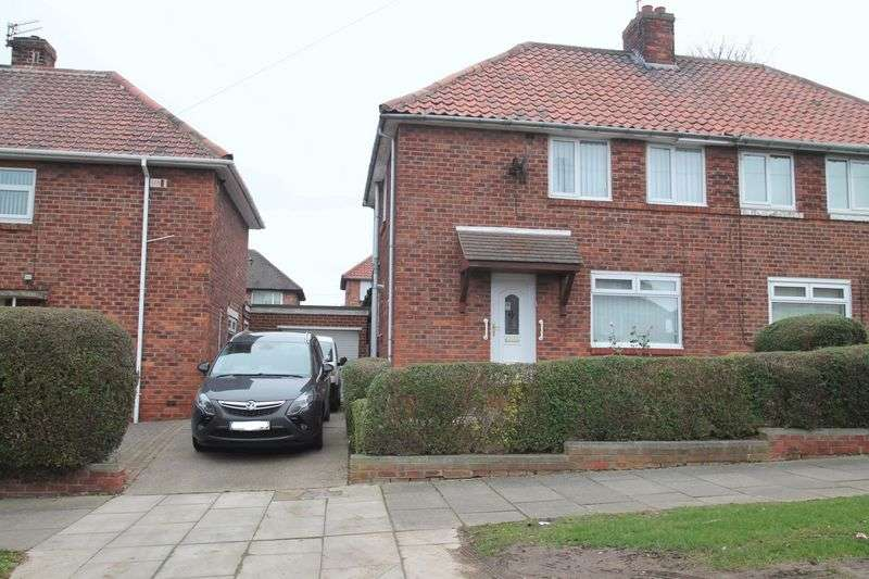 2 Bedrooms Semi Detached House for sale in Overdale Road, Park End
