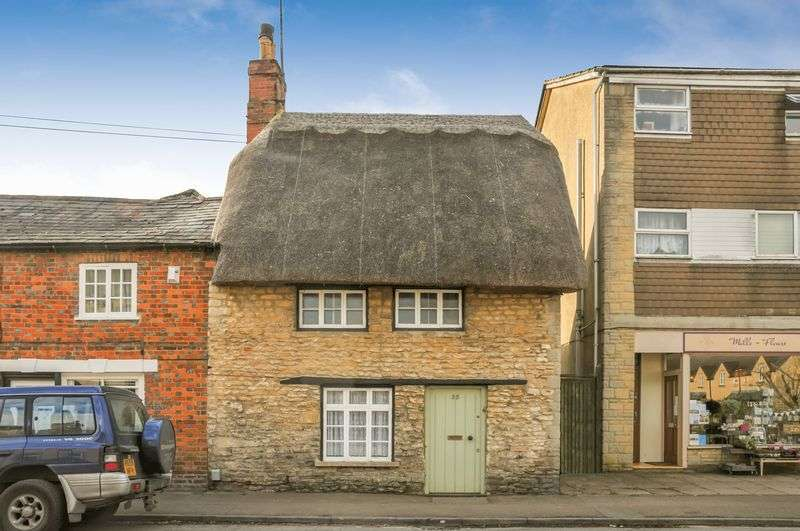 2 Bedrooms Semi Detached House for sale in Mill Street, Eynsham