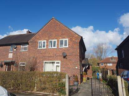 3 Bedrooms Semi Detached House for sale in Woodcote Road, West Timperley, Altrincham, Greater Manchester