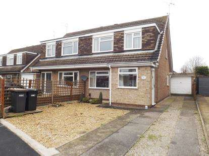 3 Bedrooms Semi Detached House for sale in Baldersdale Avenue, Knaresborough, North Yorkshire