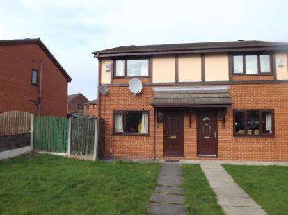 3 Bedrooms Semi Detached House for sale in Westleigh Lane, Leigh, Greater Manchester