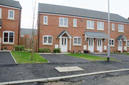 2 Bedrooms End Of Terrace House for sale in Garston Crescent, Newton-Le-Willows, Merseyside