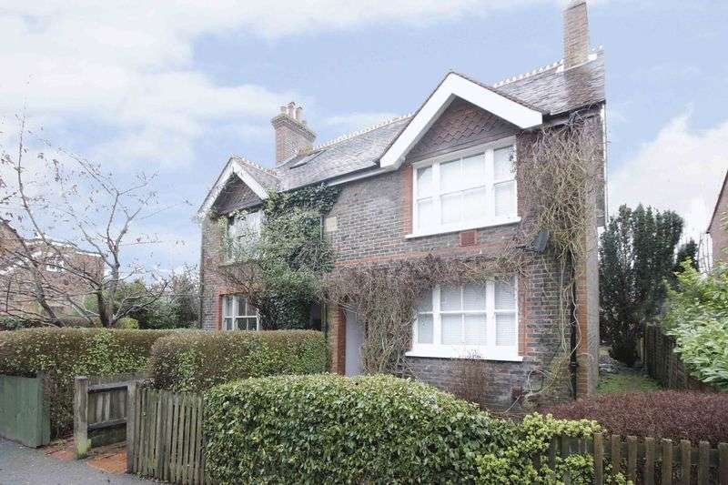 3 Bedrooms Semi Detached House for sale in Three bedroom semi-detached period property