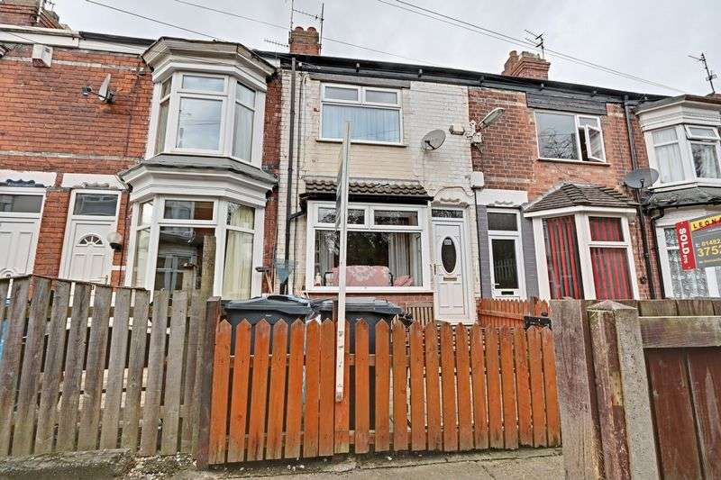 2 Bedrooms Terraced House for sale in Montrose Avenue, Hull