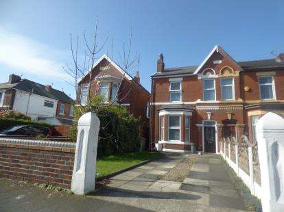 3 Bedrooms Semi Detached House for sale in Oak Street, Southport, Merseyside, England, PR8